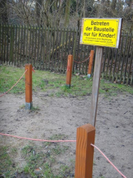 Kinderbaustelle